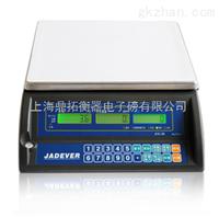 JCE配232接口电子秤6kg 称个数的电子称零售