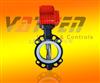 VT1AEW11A电动对夹蝶阀,电动软密封衬胶阀门