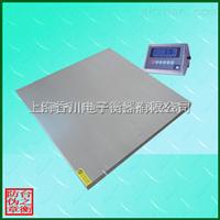 DCS- XC 单层不锈钢电子地磅