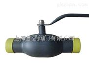 YHQ61F焊接整体斜面球阀