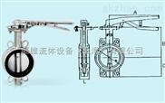 台湾荣牌不锈钢蝶阀