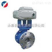 供应VQ940电动V型球阀