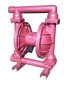 上海仁公铝合金手动隔膜泵RG40