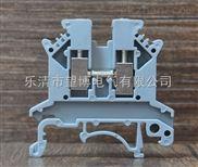 广州PA66上等尼龙材质UK2.5B接线端子,耐高温,耐腐蚀接地端子