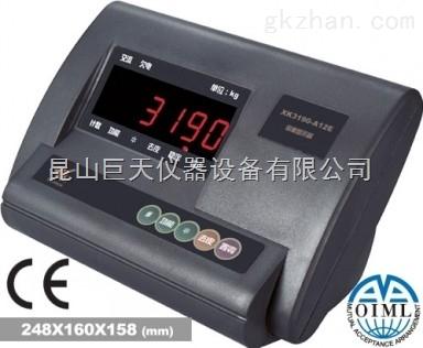 称重仪表XK3190-A12+E/显示仪器XK3190-A12+E