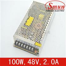 Smun/西盟单组输出100w48v开关电源