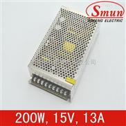 S-200-15-Smun/西盟单组输出200w15v开关电源
