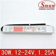 SMA-30-24-Smun/西盟驱动恒流30w24v开关电源