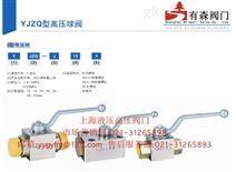 YJZQ-H10B_板式高压球阀