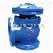 上海唐京JM644X气动隔膜式快开排泥阀