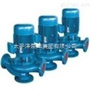 GWP立式不锈钢排污泵