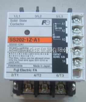 供应富士固态接触器/电磁接触器及接触器附件