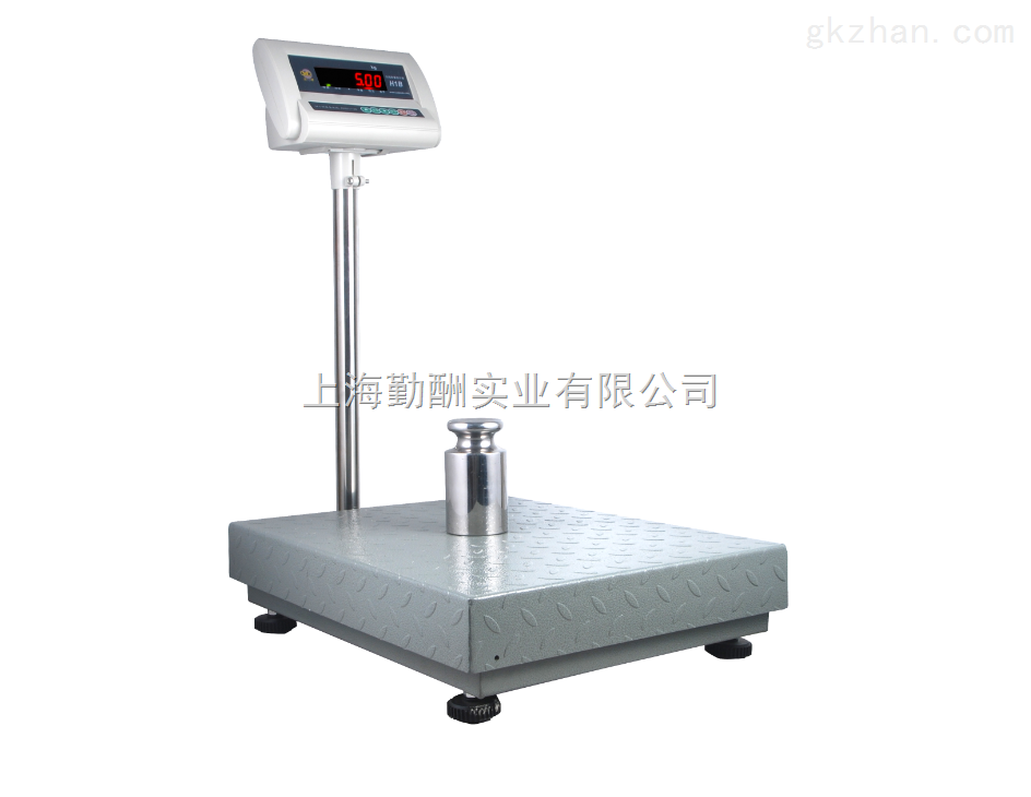 300kg/100g抗腐电子秤/三百浙江计重型台秤厂家