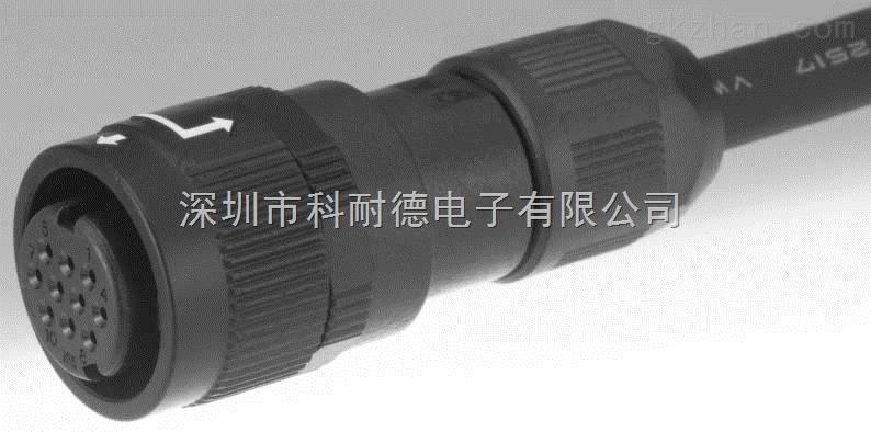 micro-m5航空插头四针四孔 micro-m6航空插头|1/4连接器 micro-t型
