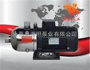 不锈钢轻型多级离心泵CHL型