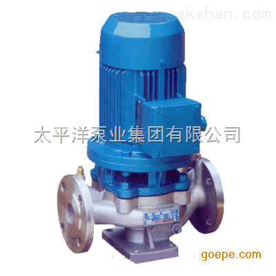 IHG80-100 不锈钢管道泵