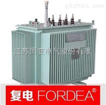 S11-100kVA/10kV复电/ 全密封油浸式变压器