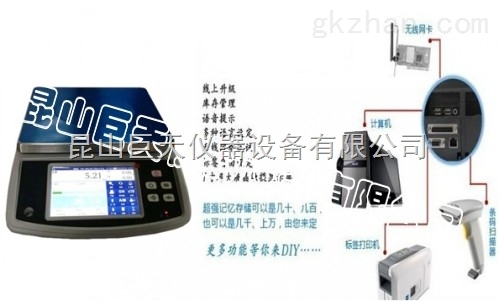 有累积储存功能电子称、每次称重的数据可记录电子秤