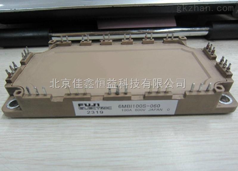 fuji 富士igbt模块 6mbi100s-060