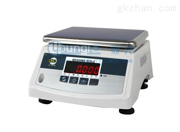3kg高精度双面电子防水秤