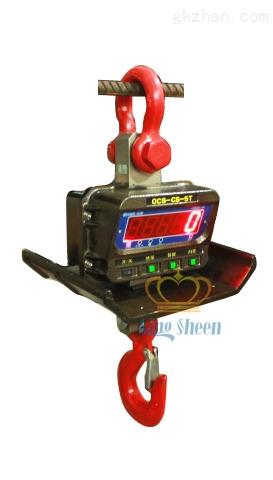5T直视隔热电子吊秤
