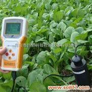 土壤水分检测仪土壤水分对山杏光合作用影响