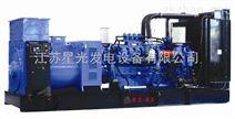 进口高端品质奔驰18V2000G65发电机组