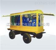 道依茨发电机组24KW配四轮拖车星光销售热线