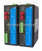 易控达 0-5V/0-10V电压量光纤中继器/光端机
