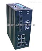 研祥工控机EVS-0622(B),冗余网管型工业以太网交换机