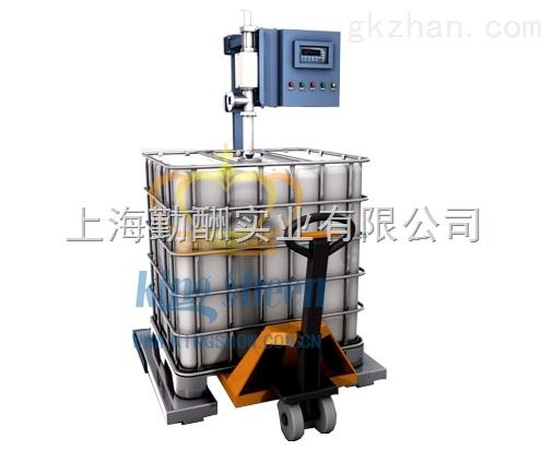 亚津ADF-30T1秤重式灌装机