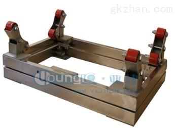 3T电子钢瓶秤不锈钢开关量控制钢瓶秤