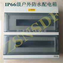 IP66级户外防水配电箱