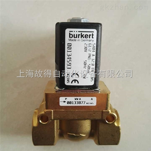 宝德5404电磁阀,高压电磁阀能承受多大压力