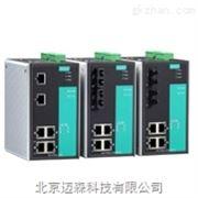 moxa网管型EDS-P506A-4PoE工业交换机