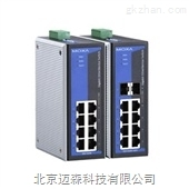 MOXA/摩莎 EDS-G308 8光纤接口