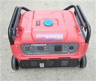HS8000IS8KW静音车载数码变频发电机