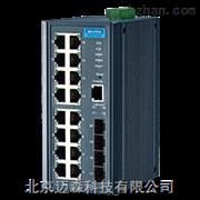 EKI-7720G-4FI研华网管型以太网智能交换机