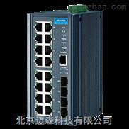 EKI-7720G-4FI-研华网管型以太网交换机