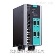 moxa智能工业以太网串口联网服务器