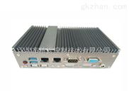 Intel i7i5i3嵌入式无风扇工控机抗震防干扰IO接口丰富