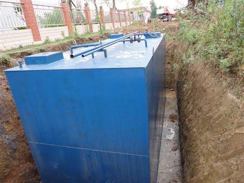 100t/d地埋式污水处理设备报价