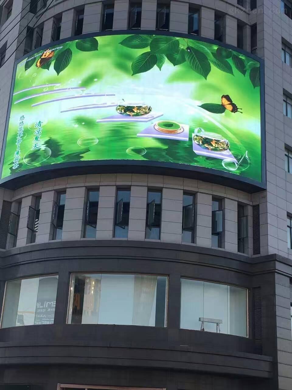 p6p8 山東戶外led顯示屏型號山東led顯示屏制作安裝廠家圖片