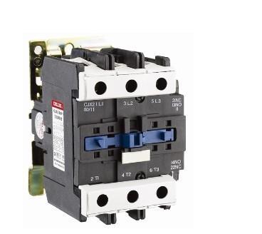 cjx2-6511交流接触器接线图