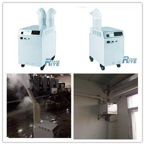 > 工厂用加湿器  zs-40z超声波 工厂用 加湿器是利用电子高频震荡