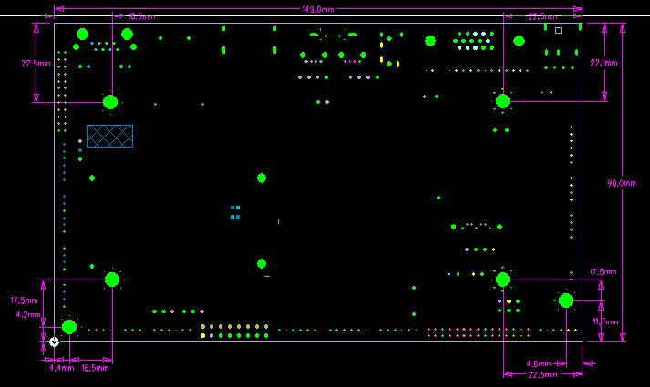 安卓母座接线图