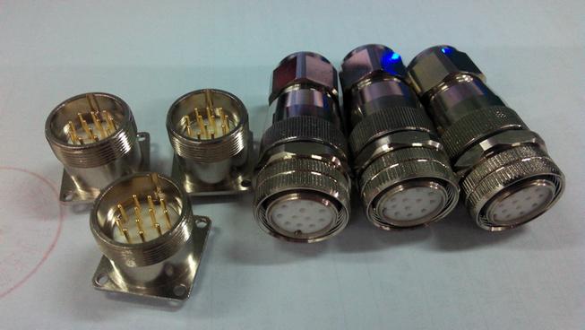 编码器传感器插座插头M23