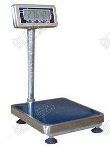 电子磅调整重量步骤图