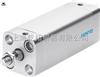 -ADN-80-500-I-P-S2,供应FESTO紧凑型气缸